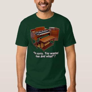 Hammond Organ and Leslie Tee