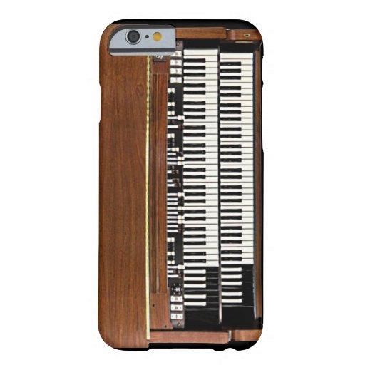 Hammond Organ iPhone 6 case