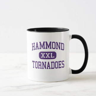Hammond - Tornadoes - High - Hammond Louisiana Mug