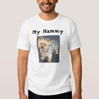 Hammy The Dog Shirts