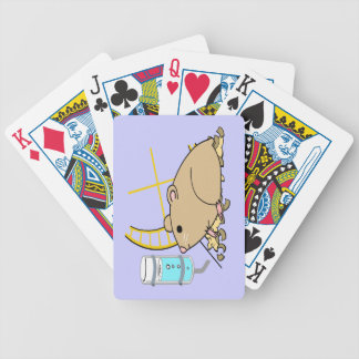 Hammy the Hamster Cute Kid's Playing Cards
