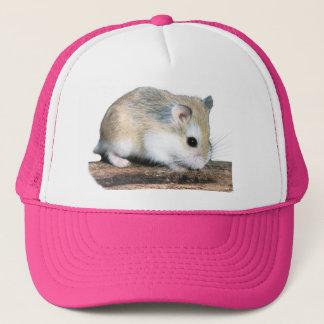 Hammy the hamster trucker hat