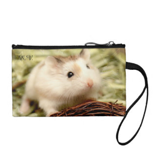 Hammyville - Cute Hamster Coin Purse