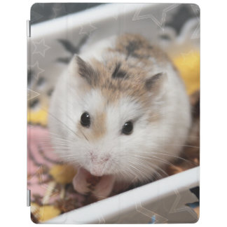 Hammyville - Cute Hamster iPad Cover