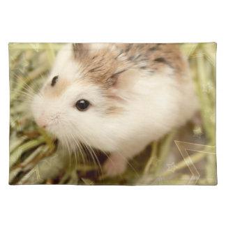 Hammyville - Cute Hamster Placemat