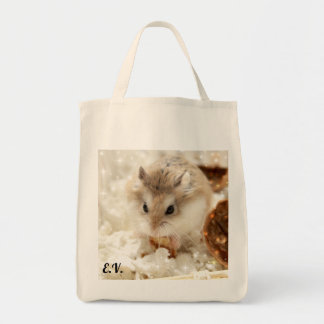 Hammyville - Cute Hamster Tote Bag