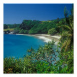 Hamoa Beach Hana Maui Print