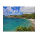 Hamoa Beach Hawaii Canvas Wall Art Print Stretched Canvas Prints