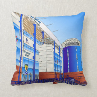 Hampden Football Club Cushion