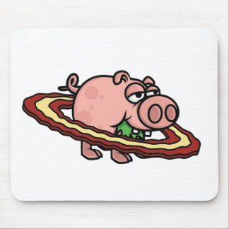 Hamplanet Design Mouse Pad