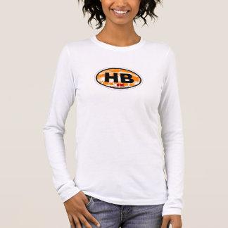 Hampton Beach. Long Sleeve T-Shirt