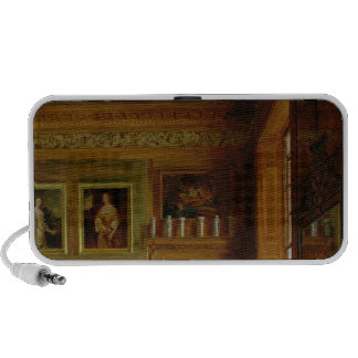 Hampton Court, 1849 Mini Speakers