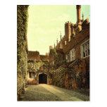 Hampton Court Palace Gateway, London and suburbs,