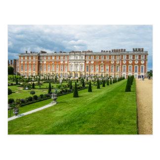 Hampton Court Palace, London - Postcard