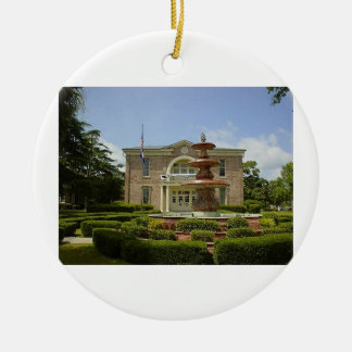 Hampton Courthouse Christmas Ornament