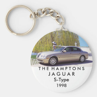 Hamptons 1998 'S-Type' key chain