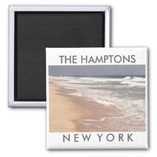 Hamptons Beach magnet