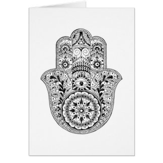 HAMSA COLLECTION CARD