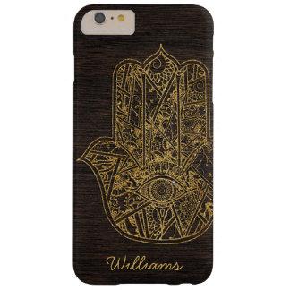 HAMSA Hand of Fatima symbol amulet design Barely There iPhone 6 Plus Case