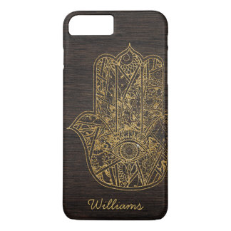 HAMSA Hand of Fatima symbol amulet design iPhone 7 Plus Case