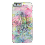 HAMSA Hand of Fatima symbol Barely There iPhone 6 Case