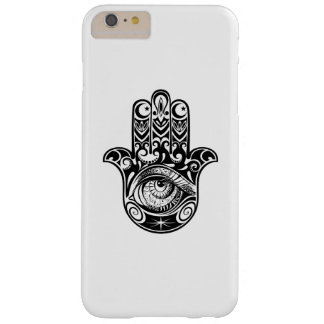 Hamsa Hand Zendoodle Barely There iPhone 6 Plus Case