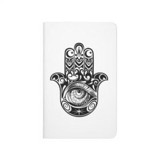 Hamsa Hand Zendoodle Journal