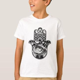 Hamsa Hand Zendoodle T-Shirt