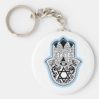 Hamsa Key Ring