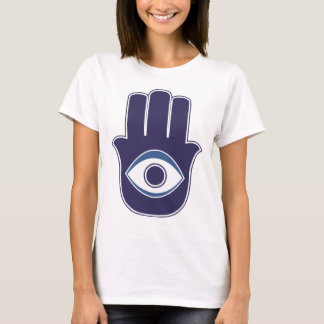 Hamsa / Khamsa Hand of Fatima / Mary Amulet / Luck T-Shirt