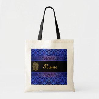 hamsa*lace*bag budget tote bag
