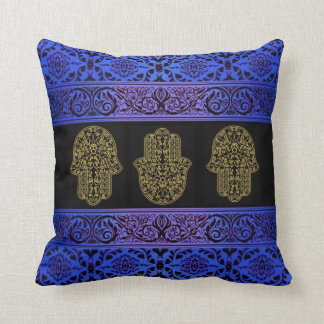 Hamsa*lace*pillow Throw Pillow