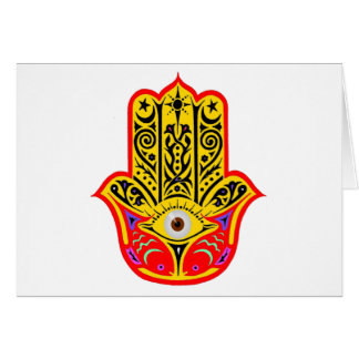 Hamsa - Magic Hamsa Card