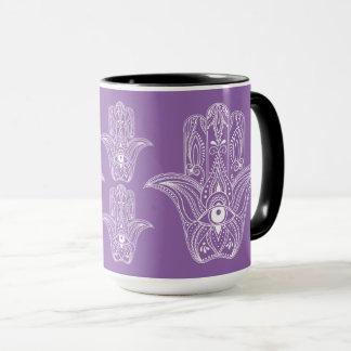 Hamsa Symbol Mug