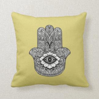 Hamsa Throw Cushions