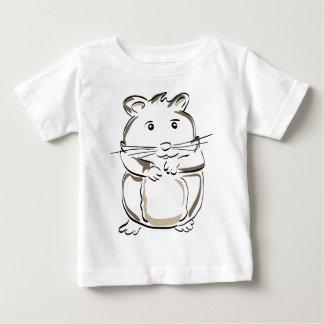 hamster-1530675 baby T-Shirt