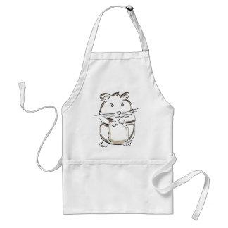 hamster-1530675 standard apron