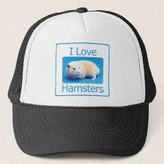 hamster-1-3 trucker hat