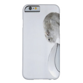 Hamster and Computer mouse Barely There iPhone 6 Case