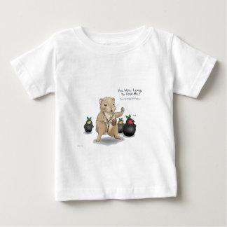 Hamster and Ninja Fruit Tshirt