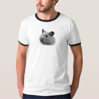 Hamster B/W T-Shirt