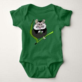 Hamster Baby Bodysuit