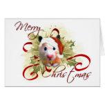 Hamster Christmas Cards