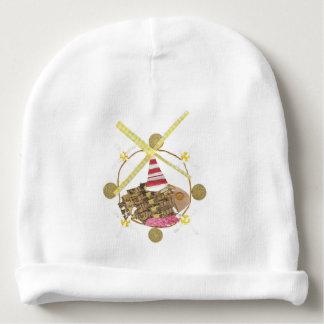 Hamster Ferris Wheel Baby Hat Baby Beanie