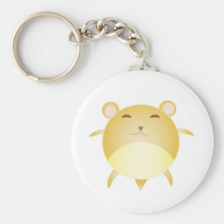 hamster fun keychains