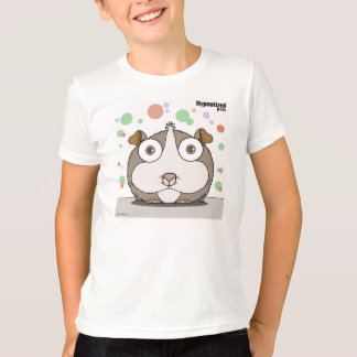Hamster(Grey) Kids' Basic American Apparel T-Shirt