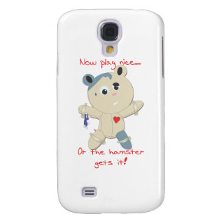 hamster hostage samsung galaxy s4 cover