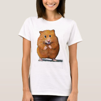 HAMSTER IN COLOR PENCIL T-Shirt