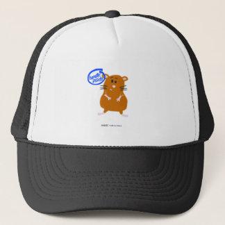 Hamster Inside Trucker Hat