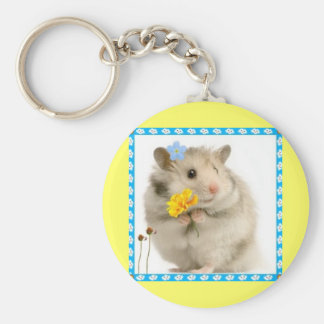hamster key ring